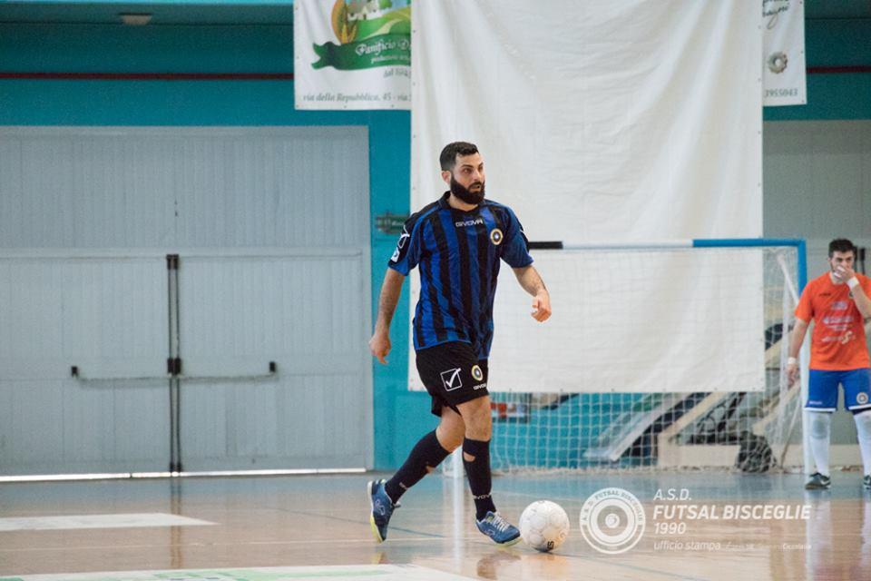 Nuovo colpo di mercato: dal Futsal Bisceglie ecco Giacomo Ferrucci