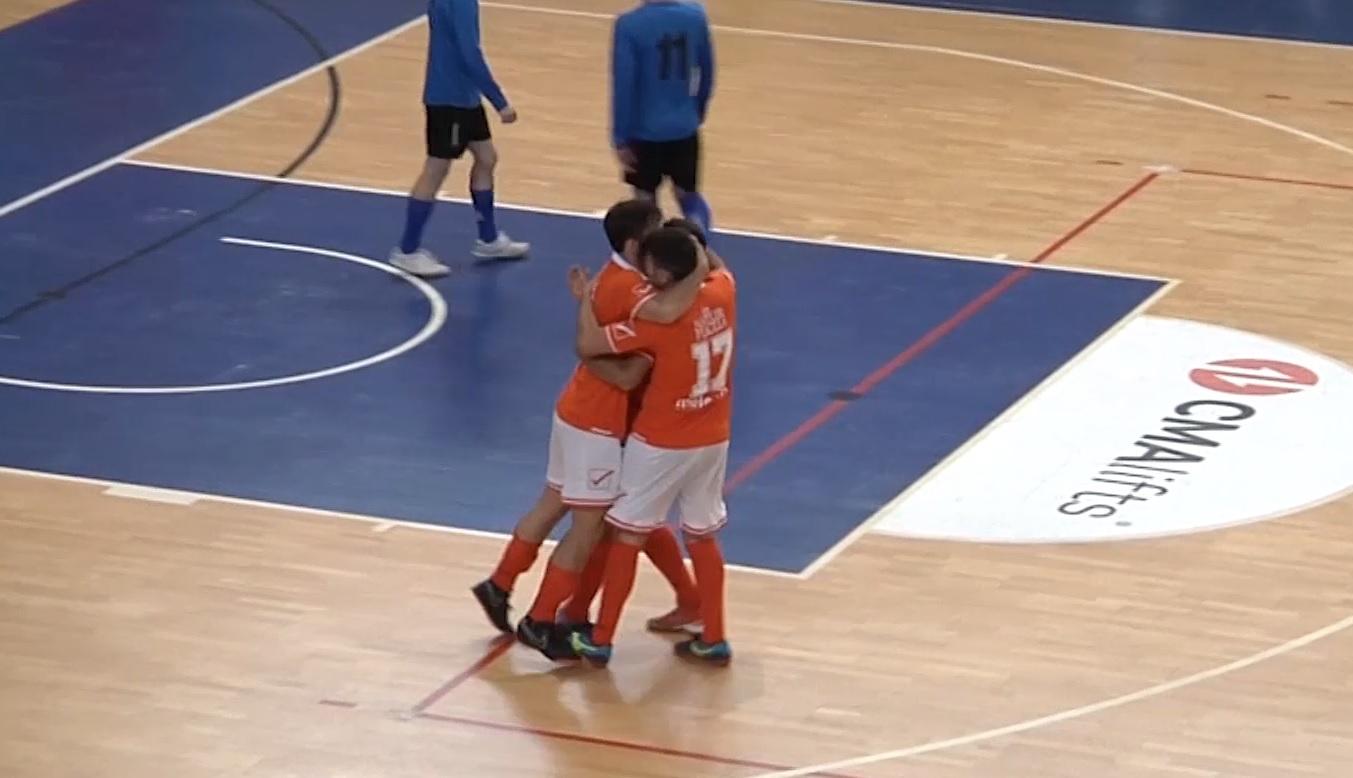 Pronto riscatto della Florigel Futsal Andria: 8-3 al Futbol Cinco Bisceglie