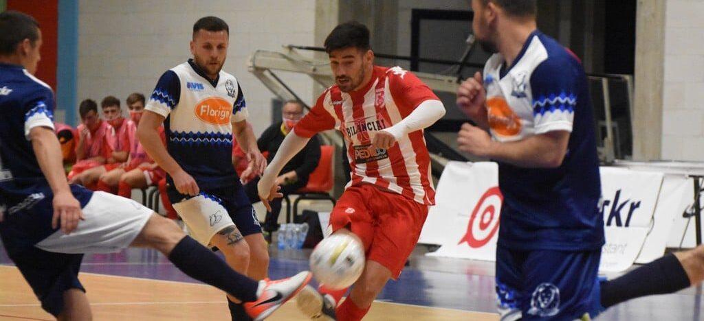 Florigel Futsal Andria cosi non và! Il Barletta stravince il derby