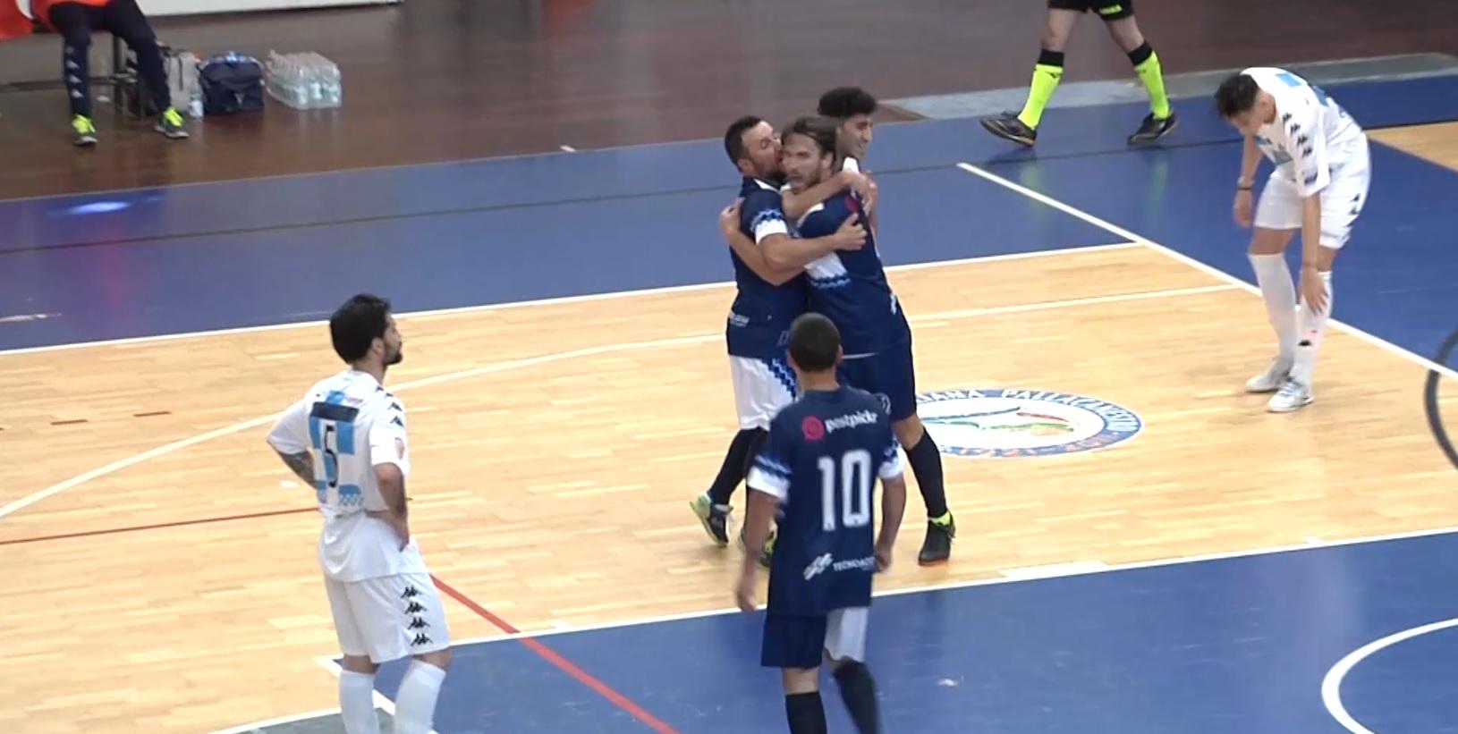 Un'arcigna Florigel Futsal Andria strappa un punto alla capolista Palo