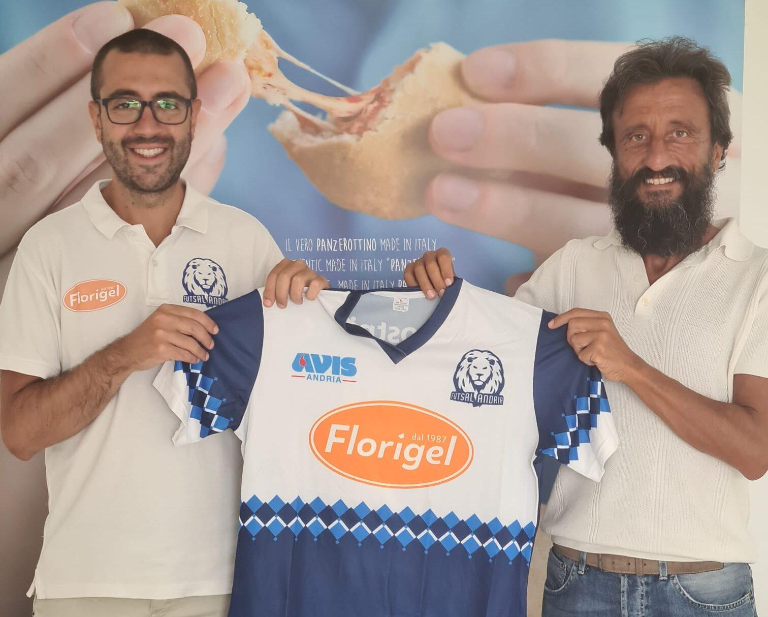 Florigel e Futsal Andria: 7 anni insieme verso grandi obiettivi